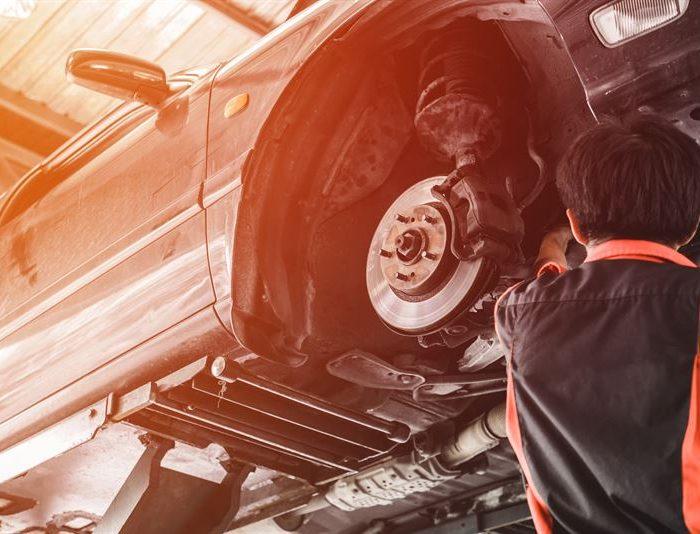 Jak dbać o zawieszenie samochodu?